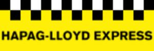 Hapag-Lloyd Express - old Hapag-Lloyd Express logo