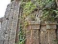 Hoa văn trang trí tại thân tháp Khương Mỹ.JPG