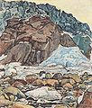 Hodler - Der Grindelwaldgletscher - 1912.jpeg