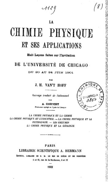 File:Hoff - La Chimie physique et ses applications.djvu