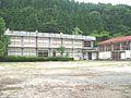 Hoki town Former Nikko elementary school.jpg