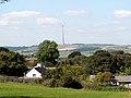 Hollin House Lane to Emley Moor Mast - geograph.org.uk - 545854.jpg