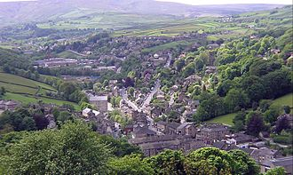 Holmfirth - Image: Holmfirth 20060521(RLH)