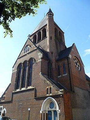 Holy Trinity Church, Dalston - Holy Trinity Church