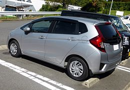 Honda FIT 13G (GK3) rear.jpg