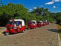 Honduras Tuk tuk Auto rickshaw November 2012.jpg