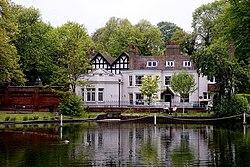 Honeywood House Carshalton