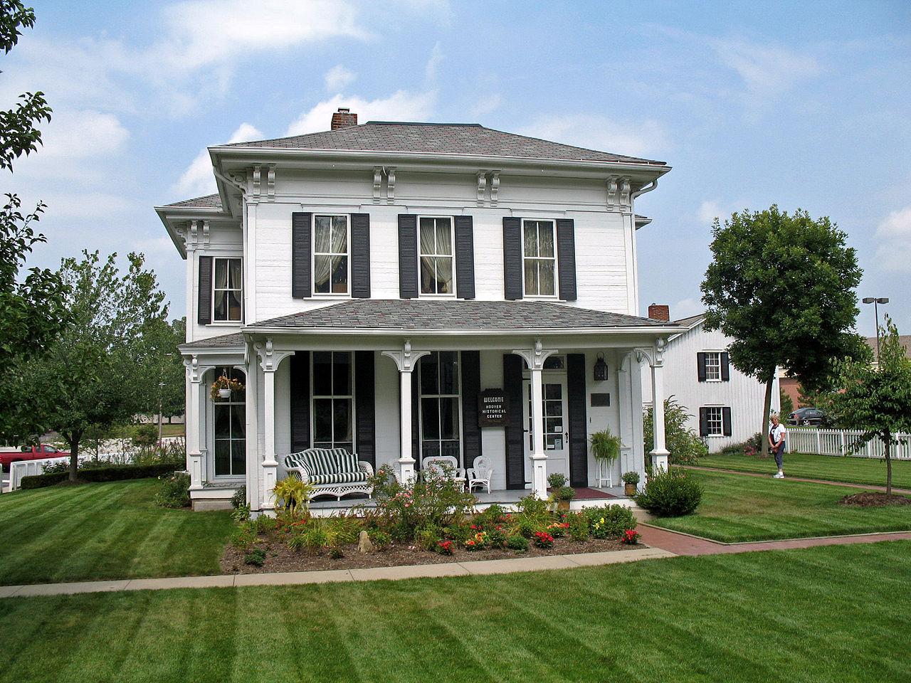File hoover farm north canton oh jpg wikipedia for Home builders canton ohio