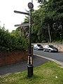 Horbury signpost - geograph.org.uk - 842824.jpg