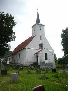 Hosanger Church Church in Vestland, Norway