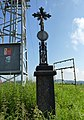 Hoslovice, kříž.JPG