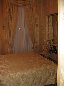 A Hotel Bedroom In Venice
