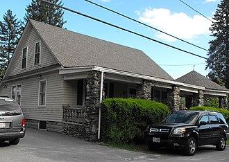 House at 4 Birch Avenue - House at 4 Birch Avenue