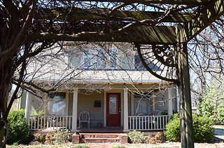 House at 712 N. Mill Street United States historic place