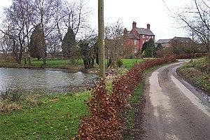 Beobridge - Image: House in Beobridge geograph.org.uk 122910