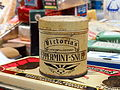 Household products, Victoria's Peppermint-Snuff 1898.JPG