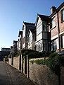 Houses on St David's Hill, Exeter - geograph.org.uk - 367111.jpg