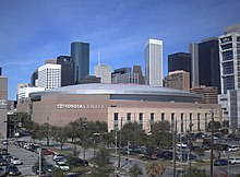 toyota center - wikipedia