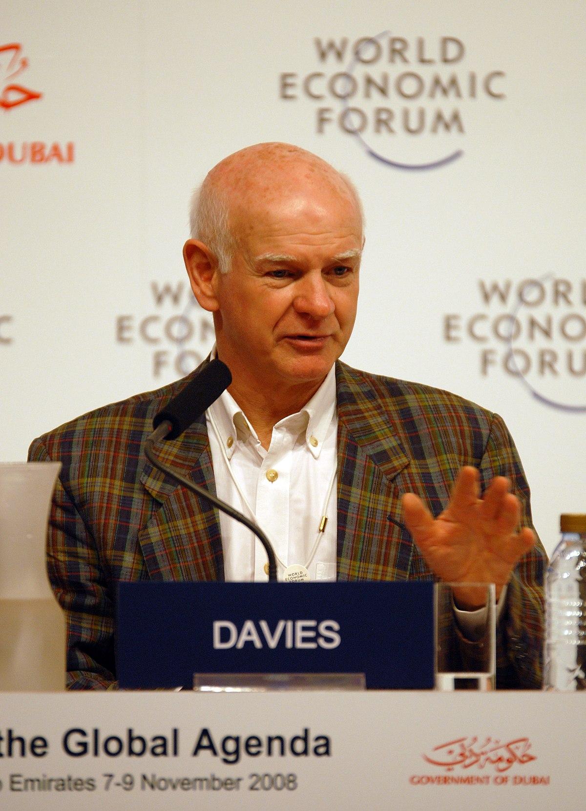 Howard Davies Economist