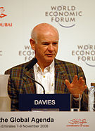Howard Davies -  Bild