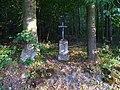 Hradiště (RO), křížek u cesty na Kalinovu Ves.jpg