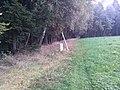 Hraniční přechod Fleky - Hofberg - panoramio (3).jpg