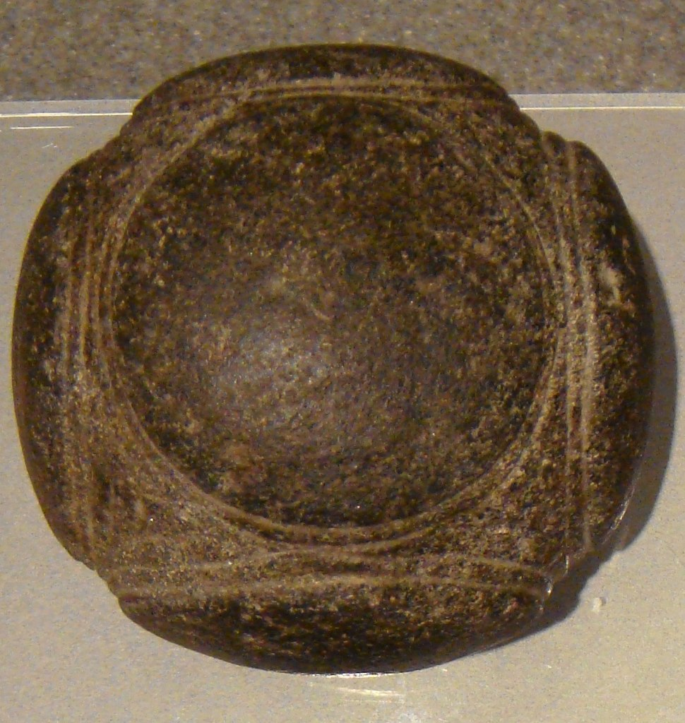 Human Prehistory in the Kelvingrove carved stone ball Aberdeenshire