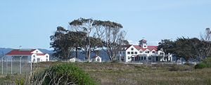 Humboldt Bay Life-Saving Station - The Humboldt Bay Life-saving Station