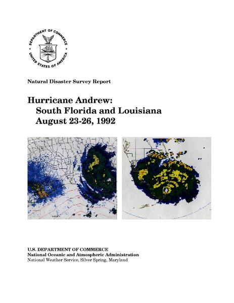 File:Hurricane Andrew, South Florida and Louisiana, August 23-26, 1992.pdf