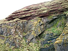 Which Image Is An Example Of Angular Unconformity on