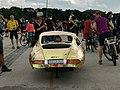 IAA 2021 Verkehrswendekundgebung Porsche 911 Theresenwiese 9-11-2021 rear.jpg
