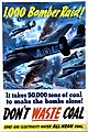 INF3-184 Fuel Economy 1,000 bomber raid - it takes 50,000 tons of coal to make the bombs - don't waste coal.jpg