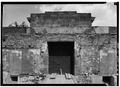 INTERIOR ELEVATION (SOUTH) OF MAIN GATE - Castle Clinton, Battery Park, New York, New York County, NY HABS NY,31-NEYO,168-5.tif