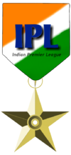 The Indian Premier League Barnstar