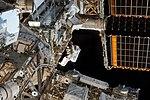 ISS-59 EVA-2 (c) Christina Koch and Nick Hague on the Port-4 truss.jpg
