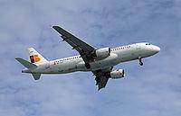EC-LLE - A320 - Iberia Express