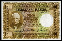 Icelandic Króna Wikipedia