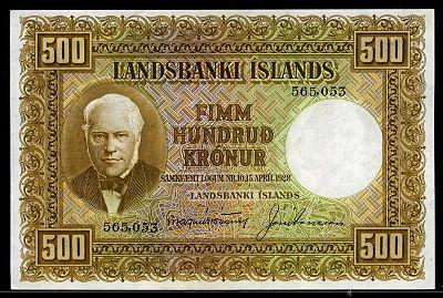 Icelandic króna