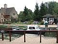 Iffley lock and lock-keeper's house - geograph.org.uk - 736128.jpg