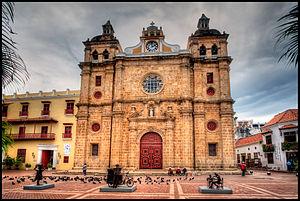 Iglesia de San Pedro Claver, Cartagena, Colombia (4980511743)