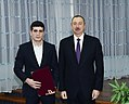 Ilham Aliyev attended ceremony dedicated to sport results of 2016 3.jpg