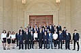 Ilham Aliyev received winners and prize-winners in the 27th Summer Universiade in Kazan.jpg