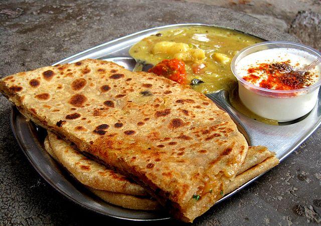 Sabji Indian Food