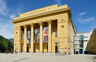 Tyrolean State Theatre