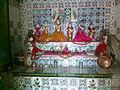 Inside View of Ram Mandir Chinawal 2.jpg