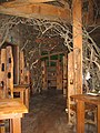 Inside the Tree House - geograph.org.uk - 571538.jpg