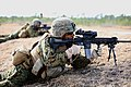 Integrated Task Force infantry Marines conduct squad attacks in Final Field Exercise at Camp Lejeune 150204-M-DU612-248.jpg