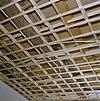 interieur, begane grond, linker voorkamer, plafond, beschilderde moerbalken - 20000801 - rce