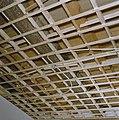 Interieur, begane grond, linker voorkamer, plafond, beschilderde moerbalken - 20000801 - RCE.jpg