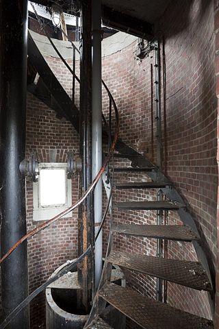 Ongebruikt File:Interieur, halverwege stalen wenteltrap - Groningen LV-98